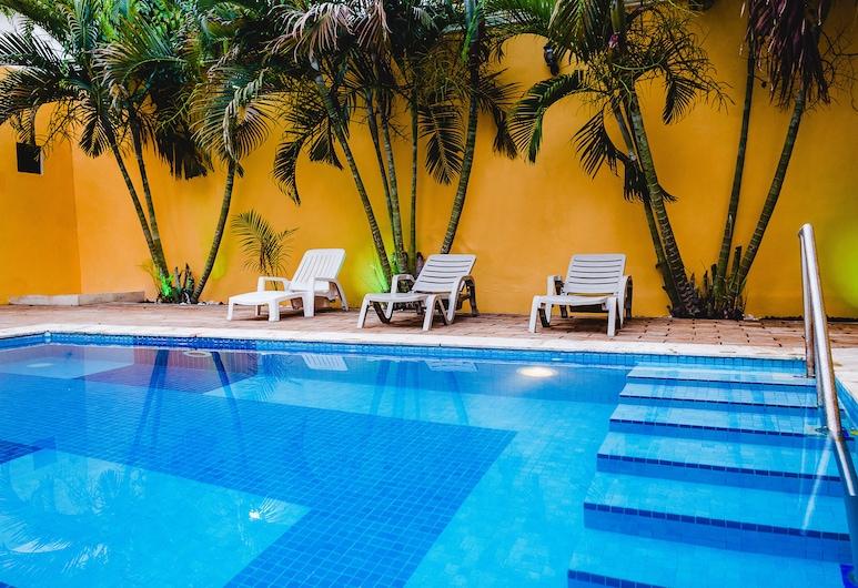 Hotel Montejo, Mérida, Außenpool