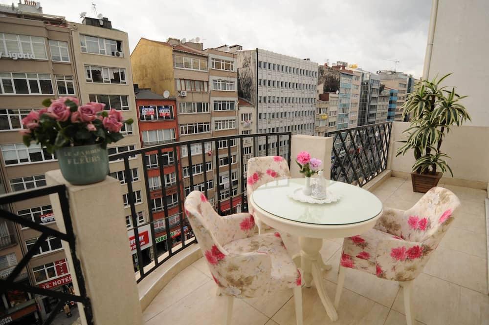 Royal-Suite - Balkon