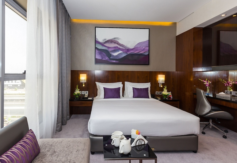 Flora Al Barsha Hotel, Dubai, Classic Room, Guest Room View