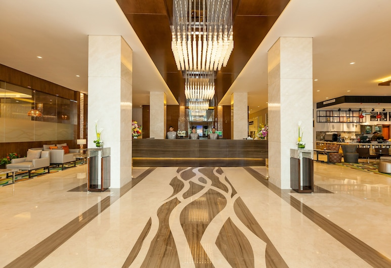 Flora Al Barsha Hotel at the Mall, Dubai, Reception