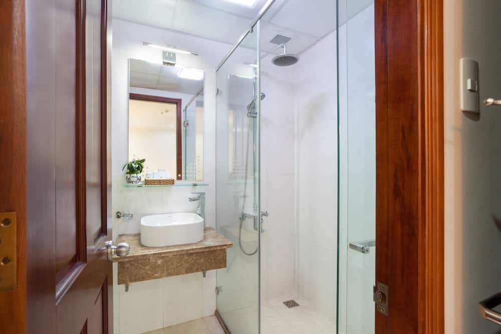 스탠다드 더블룸, 창문 없음 - 욕실