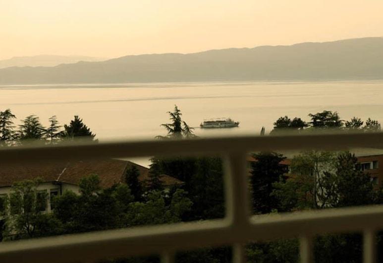 Hotel Belvedere, Ohrid, Vista dall'hotel