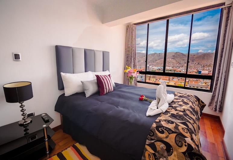 Hotel R House Cusco, Куско, Апартаменты «Делюкс», 3 спальни, Номер