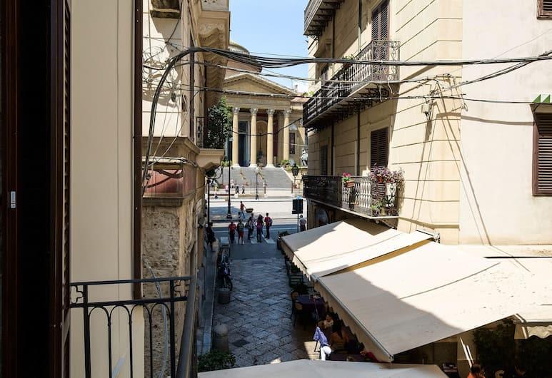 B&B del Massimo, Palerme, Appartement Premium, terrasse, vue ville, Vue depuis la chambre