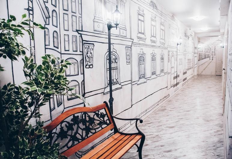 Mini-Hotel Old Moscow, Moskwa, Lobby