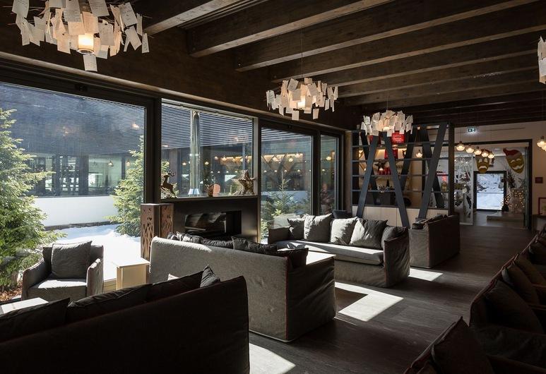 Mirtillo Rosso Family Hotel, Alagna Valsesia, Terrasse/veranda