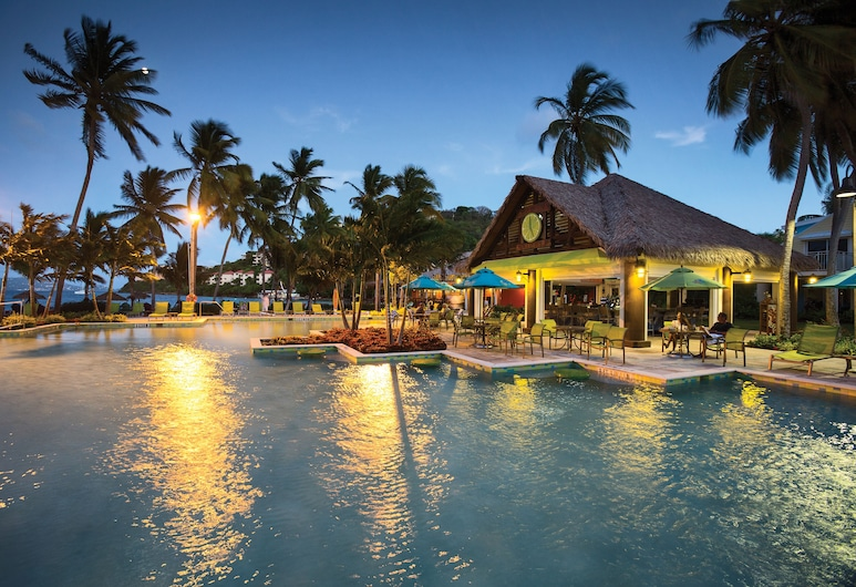 Margaritaville Vacation Club by Wyndham - St. Thomas, סנט תומס, בריכה