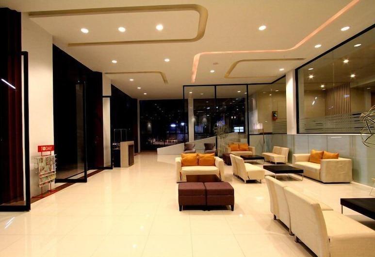 The Regent Hotel Ubonratchathani, אובון ראצ'אטאני, חדר אורחים