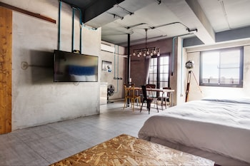 Picture of 4 Design Inn in Tainan
