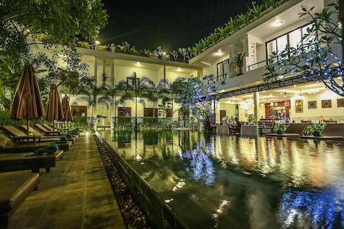 月亮溫泉住宅飯店/