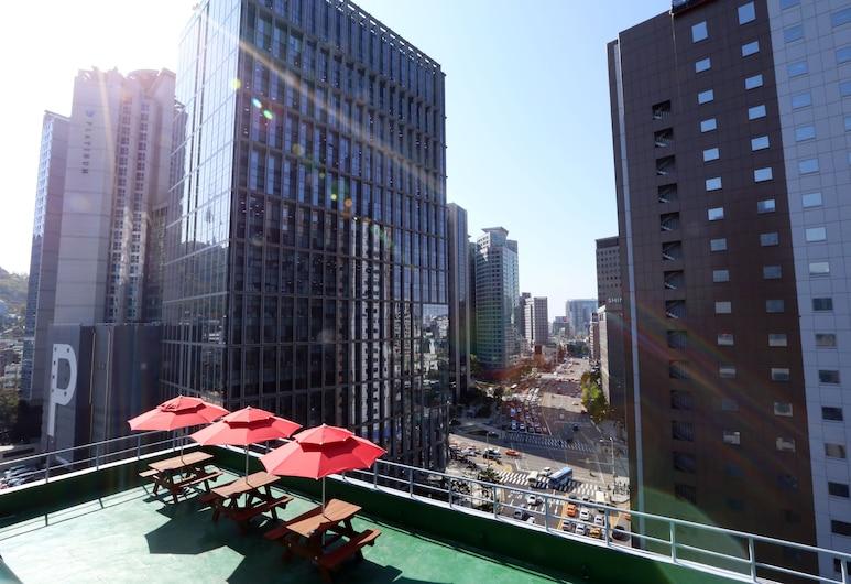 57 明洞旅館, 首爾