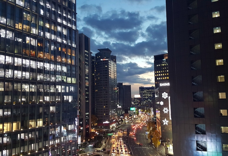 57 Myeongdong Hostel, Seoul, City view from property