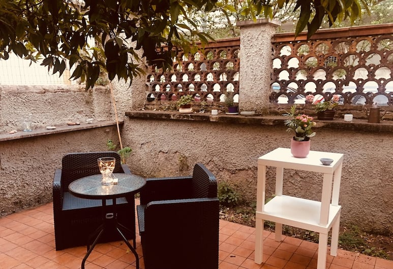 Relais Villa Fiorelli, Roma, Giardino