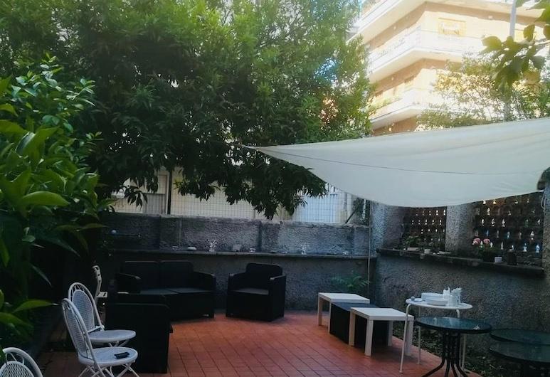 Relais Villa Fiorelli, Rome, Garden