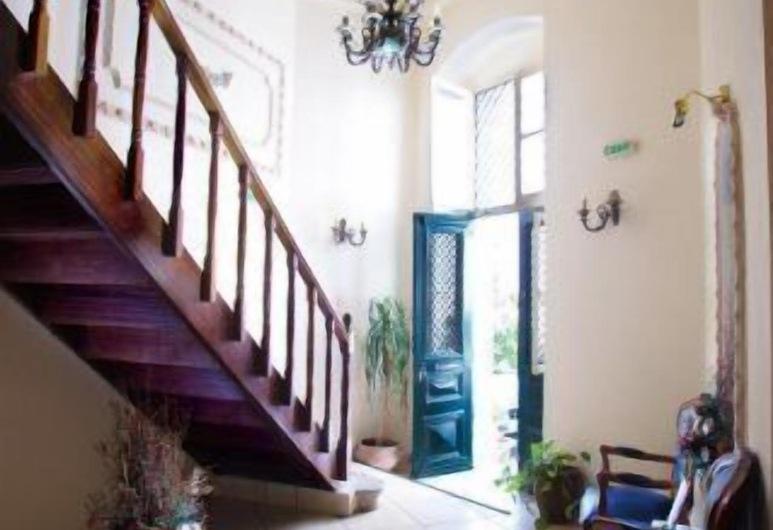 Monte Kristo Hotel, Syros, Lobby Sitting Area