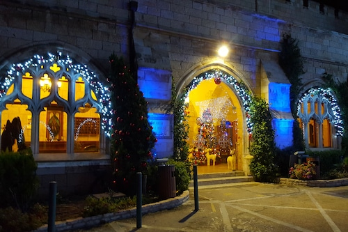 聖喬治大教堂朝聖旅館/