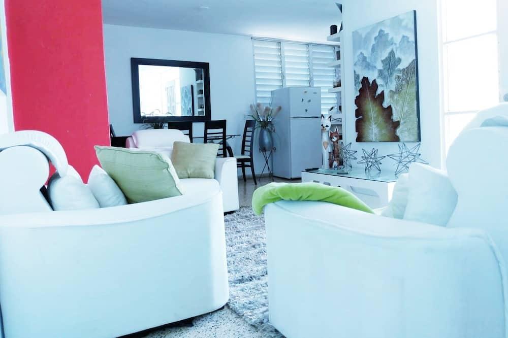 舒適公寓, 2 間臥室, 地面 - 特色相片