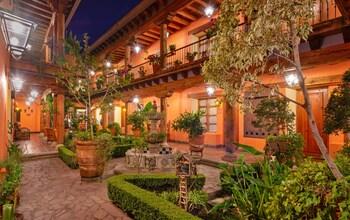 Bilde av Hotel Pueblo Mágico i Patzcuaro