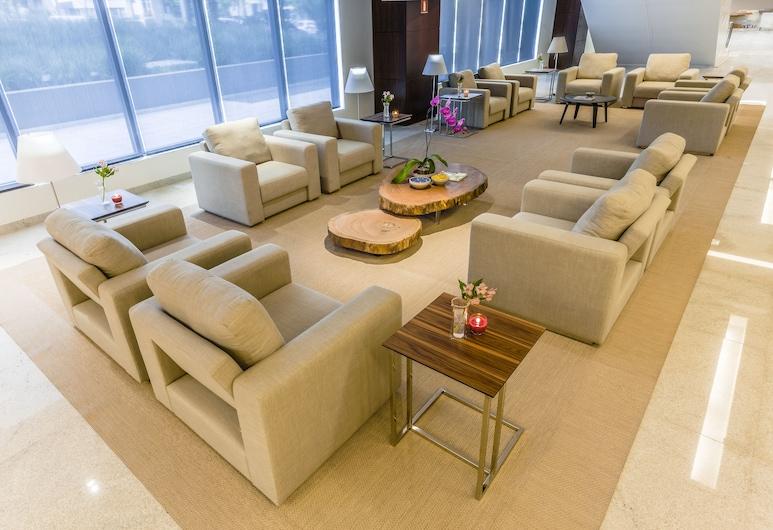 Blue Tree Premium Alphaville, Barueri, Lobby Sitting Area
