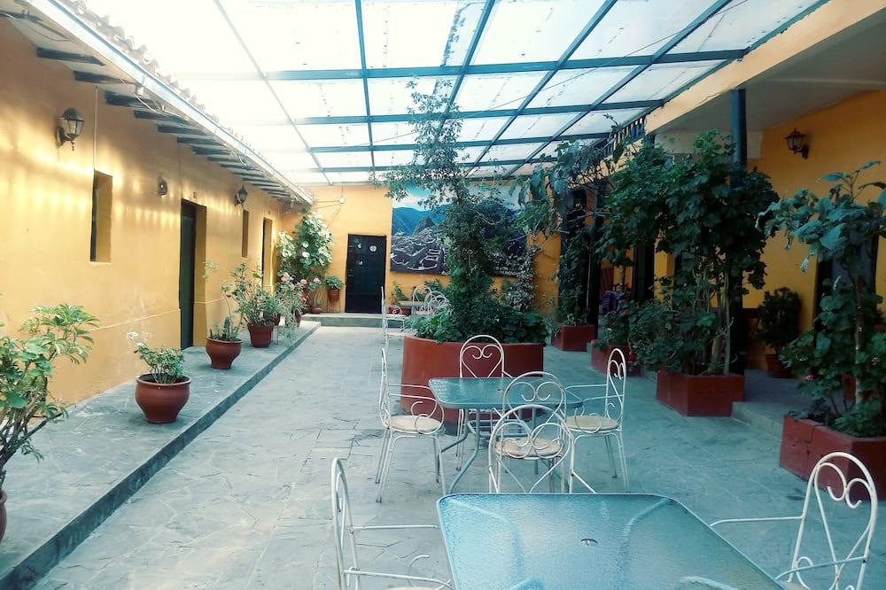 Панорамный одноместный номер - Зона гостиной