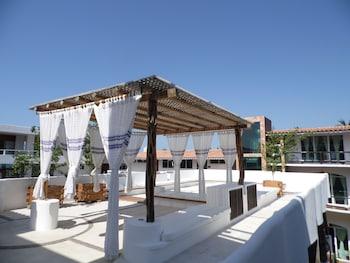 プエルト エスコンディド、ホテル ロッカウェイの写真