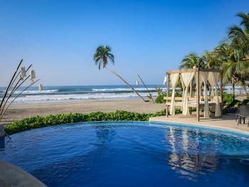 Foto van Mishol Bodas Hotel & Beach Club Privado in Acapulco