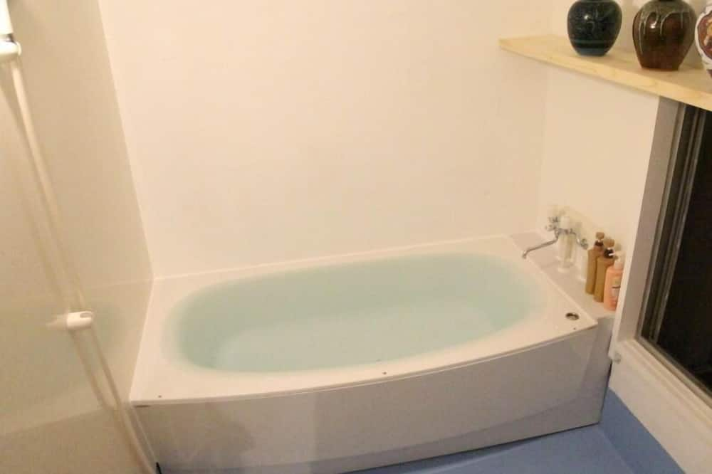 Room (201 Semi Double Room with Bath) - Bathroom