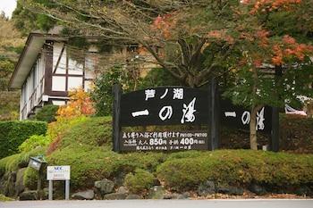 A(z) Ashinoko Ichinoyu hotel fényképe itt: Hakone