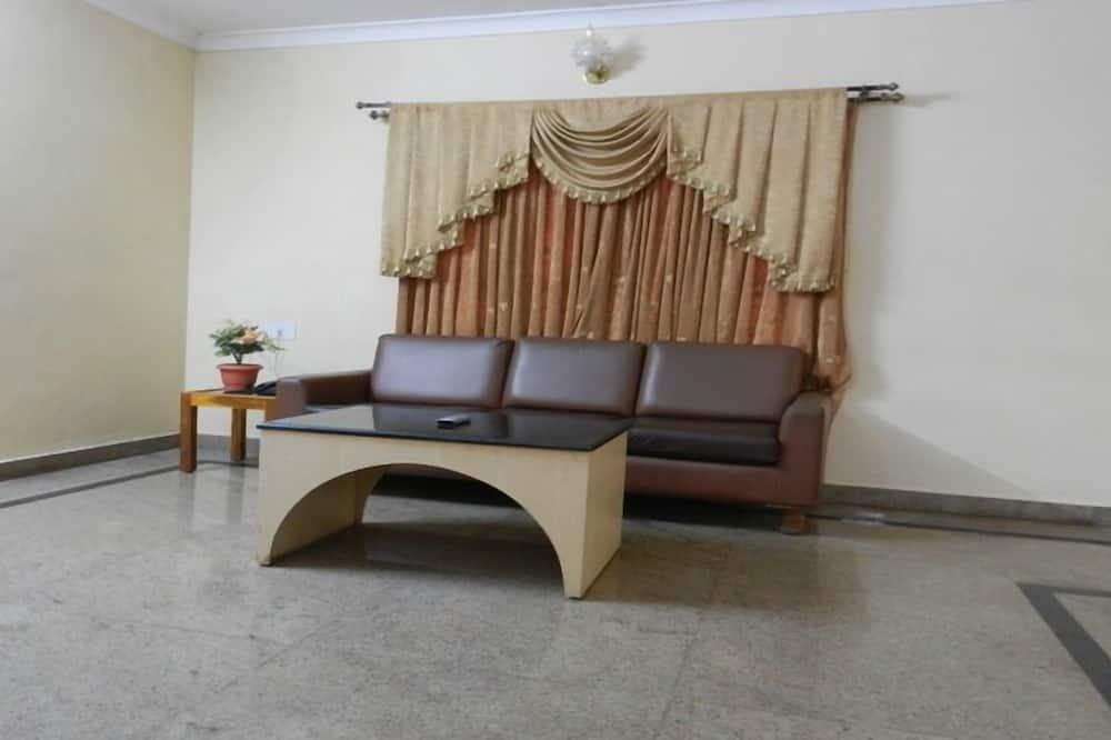 Представительский люкс, 1 спальня - Зона гостиной
