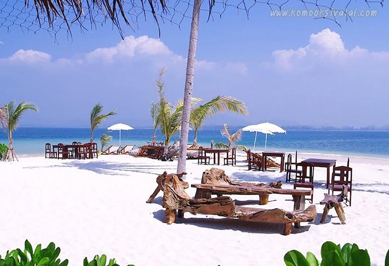 Koh Mook Sivalai Beach Resort, Ko Mook, Terasa / vidinis kiemas