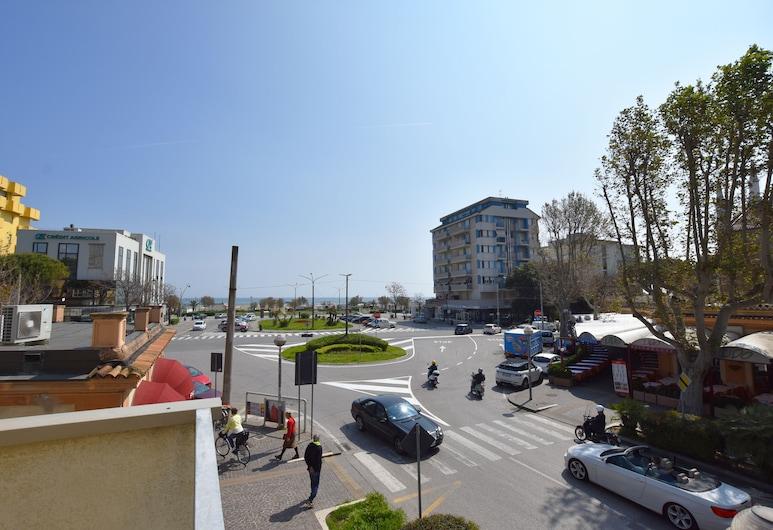 Hotel Azzurra, Rimini, Double Room, Terrace/Patio