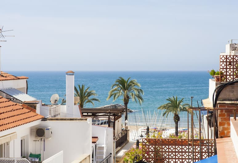 Kare No by Aspasios, Sitges, Panoramic Apartment, 1 Bedroom, Terrace/Patio