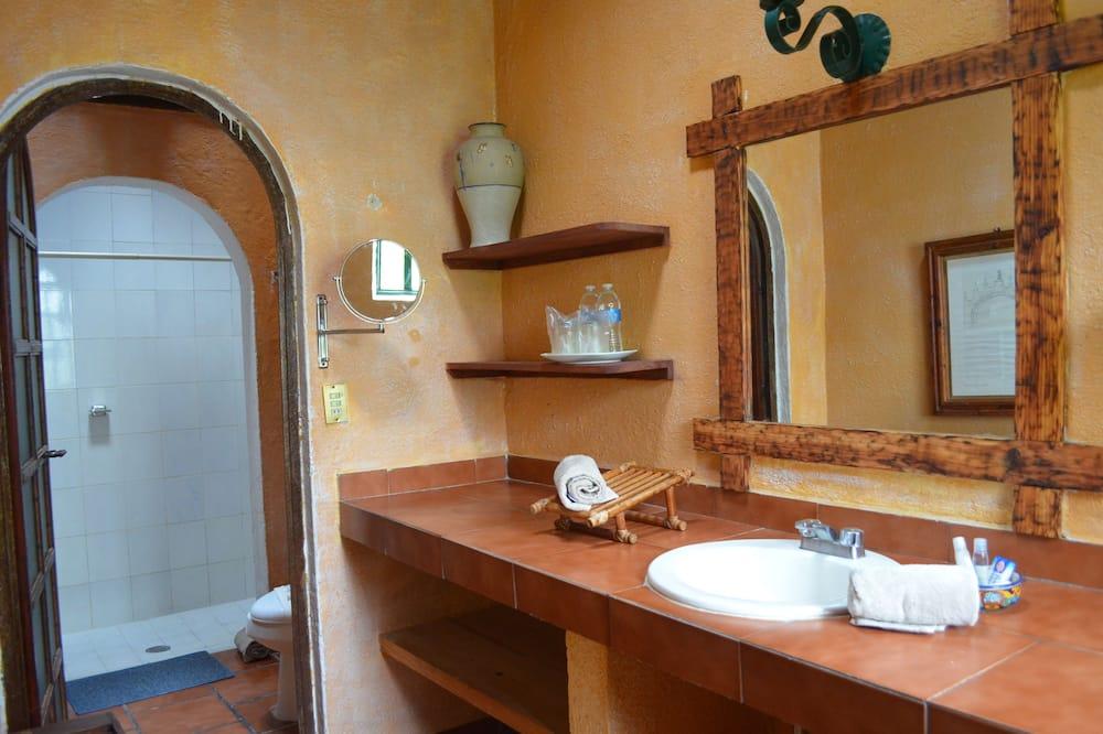 Superior-sviitti - Kylpyhuone