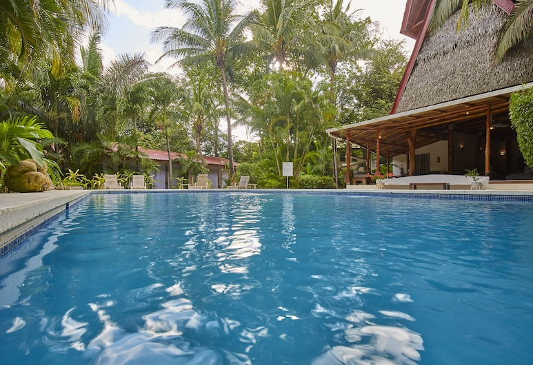 Living Hotel, Nosara, Lauko baseinas