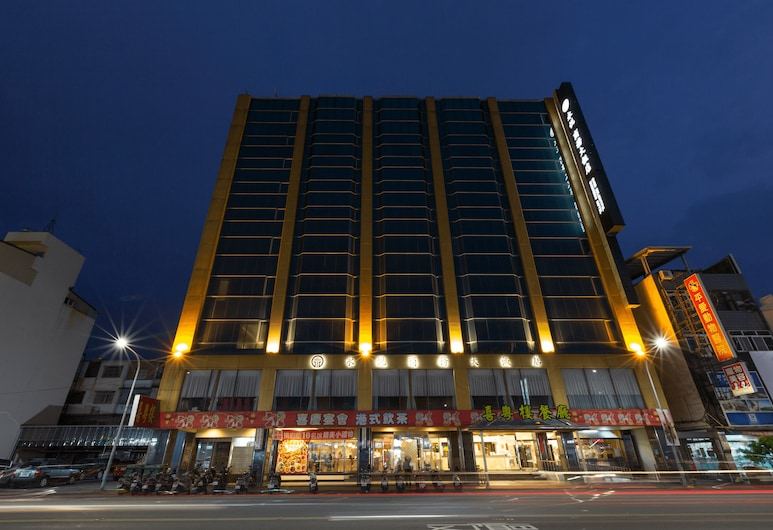 EVER DELIGHTFUL BUSINESS HOTEL, Chiayi Şehri, Otel Sahası