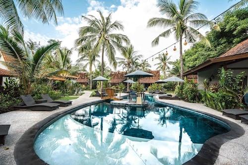 椰子花園渡假村/