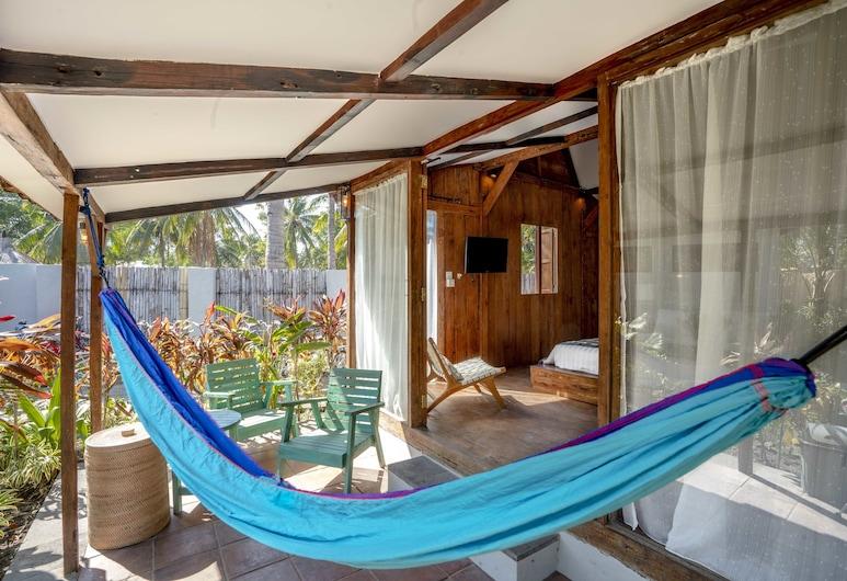 Coconut Garden Resort, Gili Trawangan, Kahetuba (Gladak), Terrass