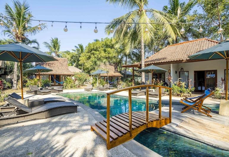 Coconut Garden Resort, Gili Trawangan