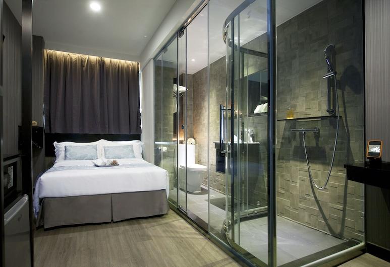M1 호텔 노스 포인트, 홍콩, 슈피리어룸, 객실