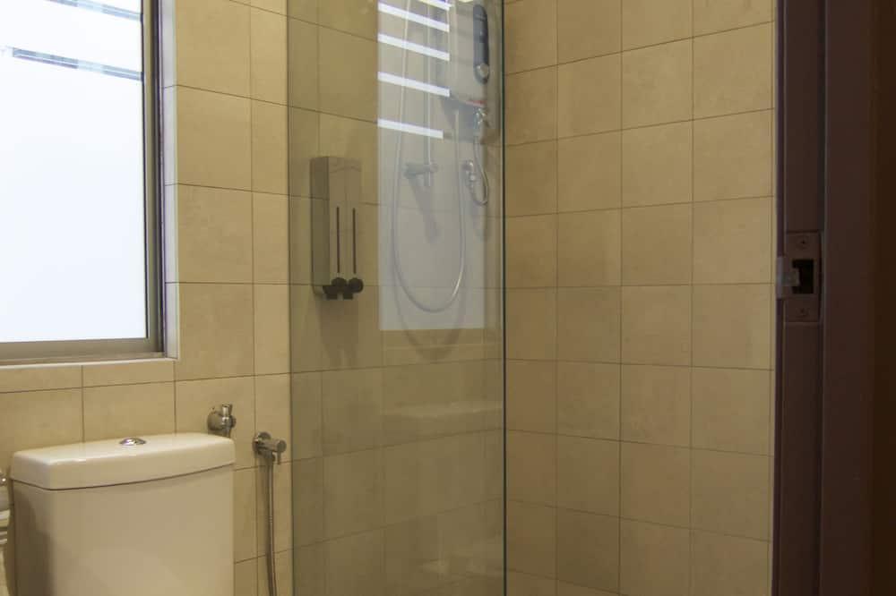 Standard Twin Room with Windows - Ванна кімната