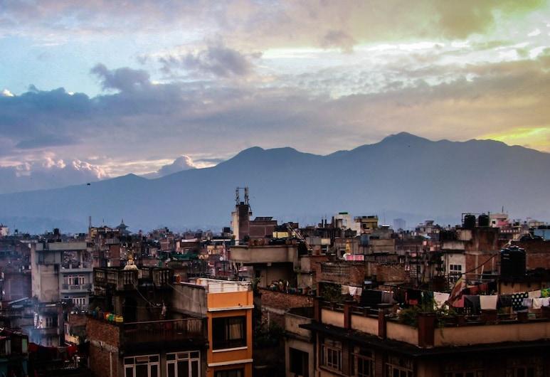 STUPA GUEST HOUSE, Kathmandu, Terassi/patio