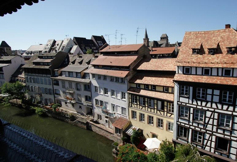 Pavillon REGENT PETITE France, Štrasburk, Výhled z hotelu