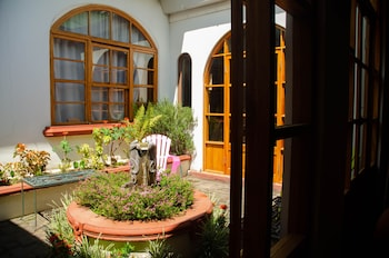 Nuotrauka: Hotel La Rosa del Paseo, San Chosė