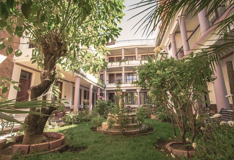 Hotel Independencia, Sucre, Junior sviit, Terrass