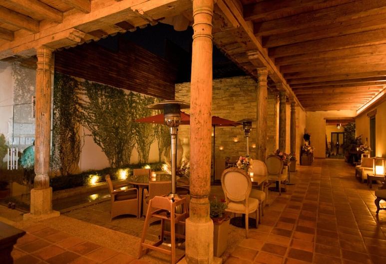 Casa Lum, San Cristóbal de las Casas, Terrasse/Patio