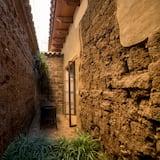 Familienzimmer (Interior Garden Kuxel) - Blick auf den Garten