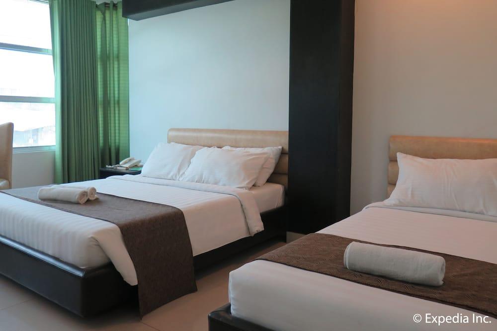 Executive-Suite, Badewanne - Zimmer