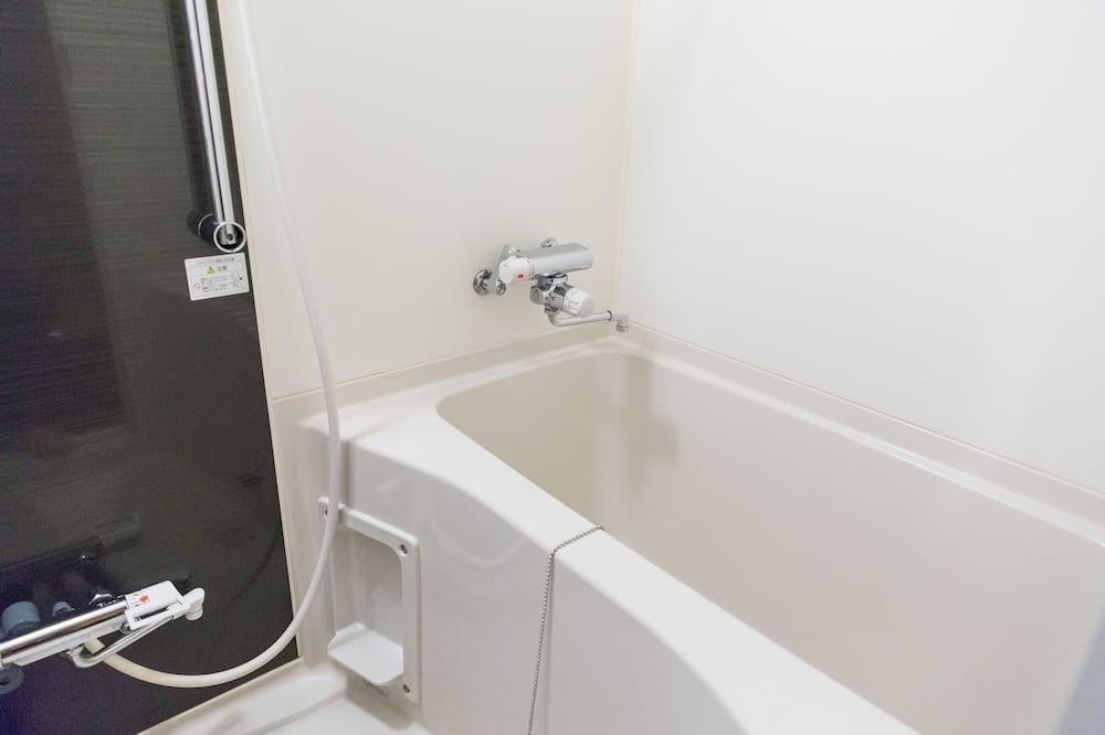 Basic-dobbeltværelse - privat badeværelse - Badeværelse