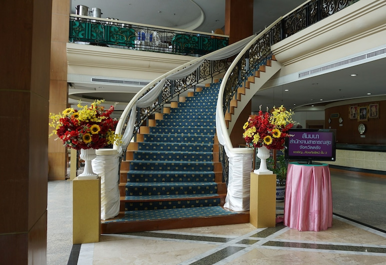 Wattana Park Hotel, Trang, Interior Entrance