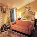 Standartinio tipo dvivietis kambarys, 1 miegamasis, vaizdas į miestą (Daniele) - Svetainės zona